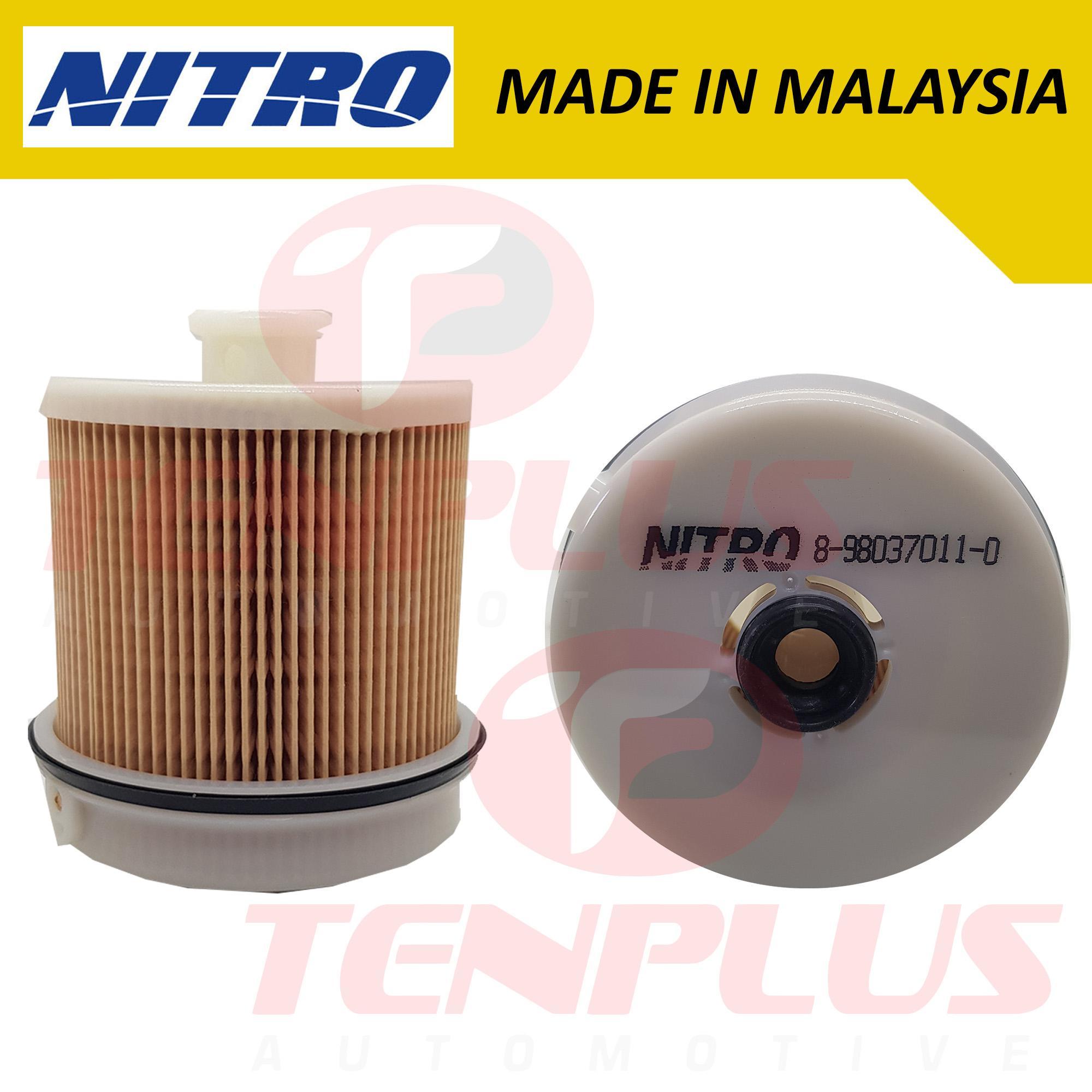 nitro fuel filter isuzu elf nr 4jj1   lazada ph  lazada philippines