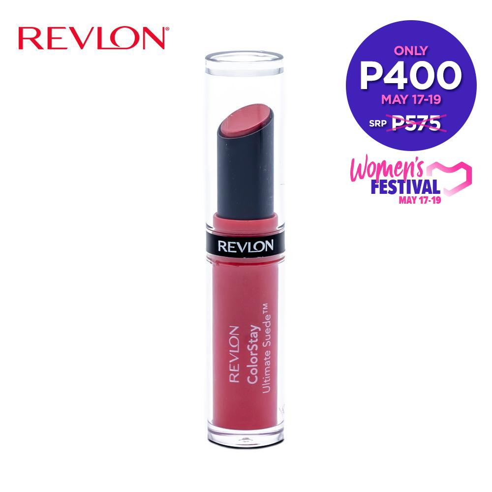 Revlon Colorstay Ultimate Suede Lipstick 2.6 G By Revlon.