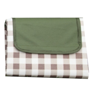 Thicken Pad Breathable Soft Blanket for Outdoor Folding Waterproof Blanket Camping Beach Plaid Picnic Mat thumbnail