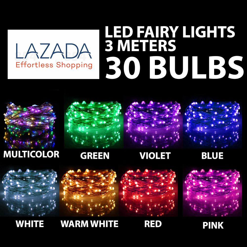 6bfc2f6ec Fairy Lights for sale - LED Fairy Light prices, brands & review in ...