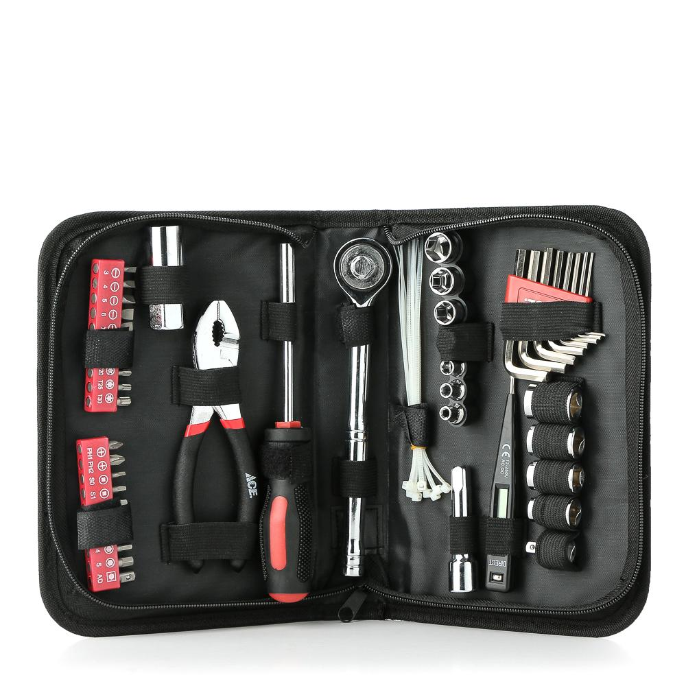 Ace Hardware 56pc  Mechanic Tool Set