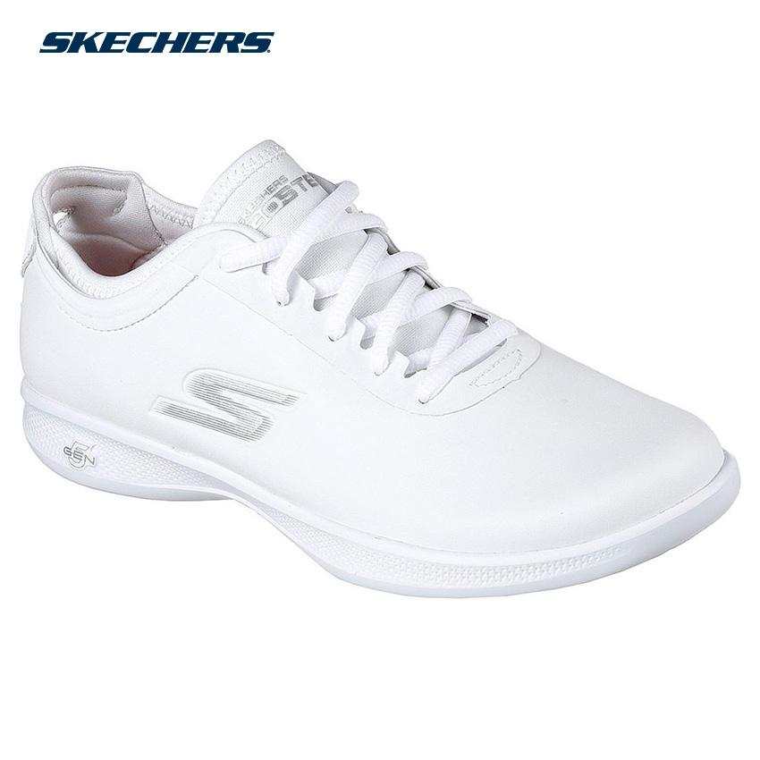 597ad38b523 Skechers Women Go Step Lite - Ovation Shape-Ups Footwear 14489-WHT (White