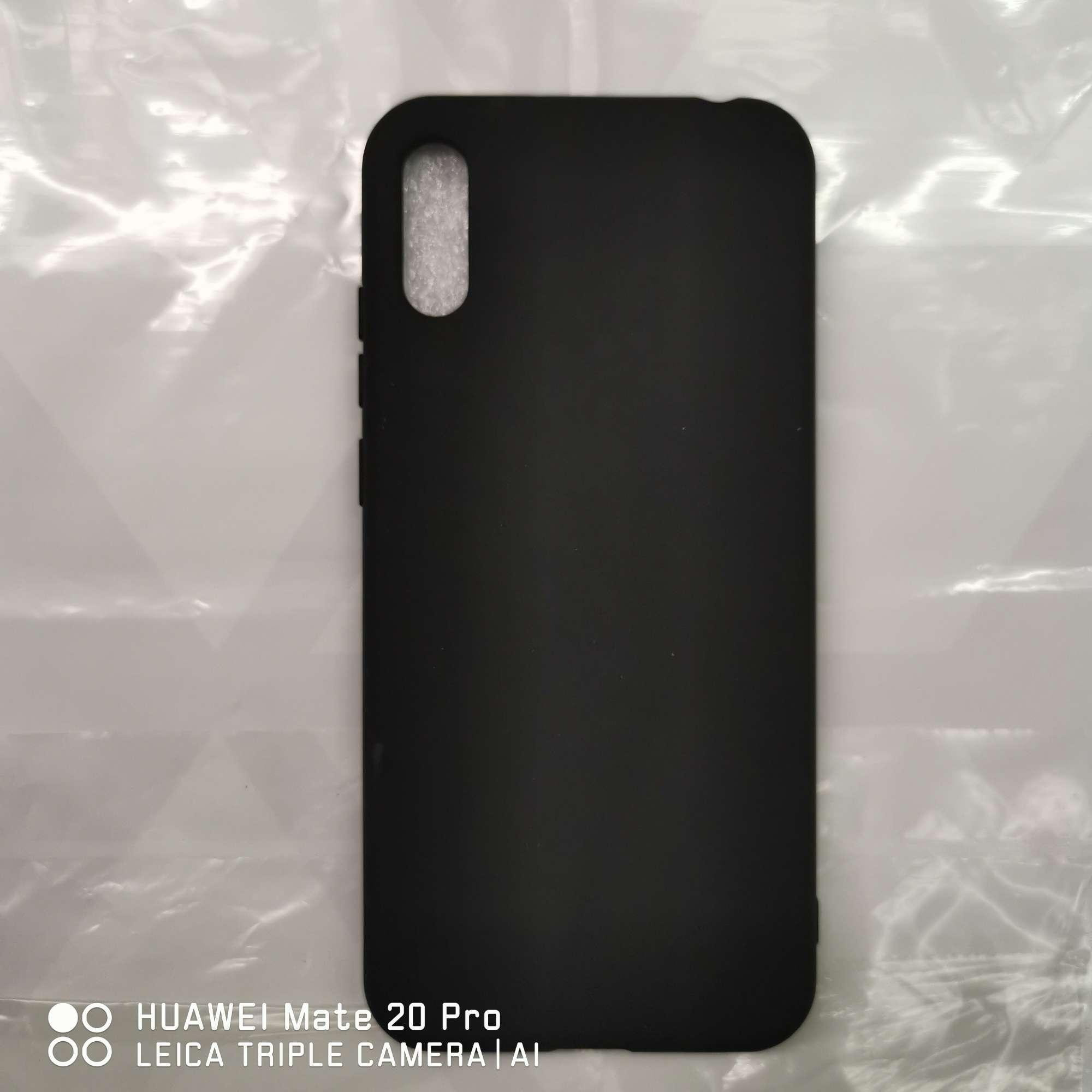 52961ab35b0e COD HUAWEI Y6 pro (2019) Candy Silicon Soft Slim Matte Case