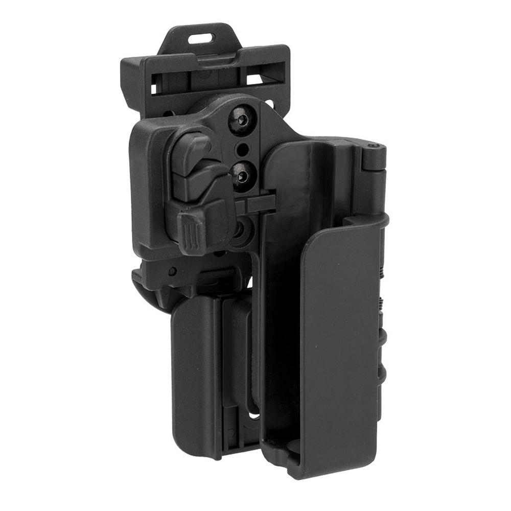 Model QMG1722 3 Carry Quick Tactical Holster (for Model: Gl0ck 17 / 22  Right Hand)