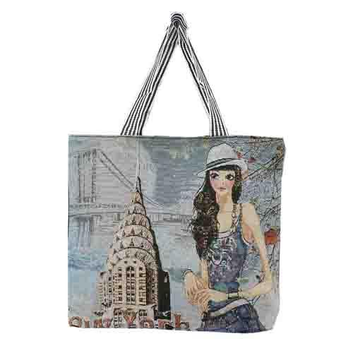 20ccb65874d ( Elite ) Promo Sale ! Canvas Big Bag / Ladies Bag / Women Bag / Canvas Bag