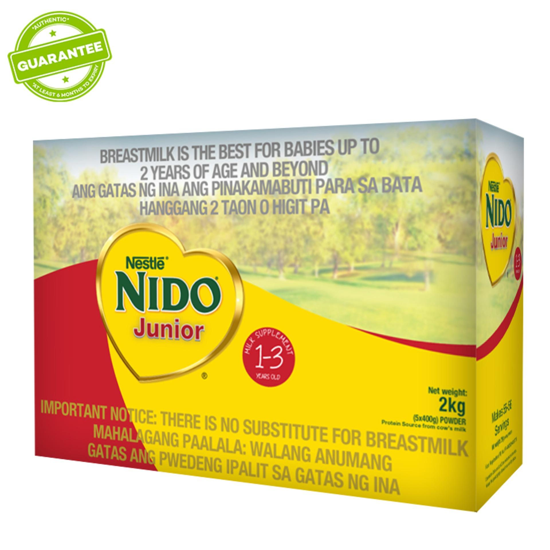 NIDO Junior Advanced Protectus Milk
