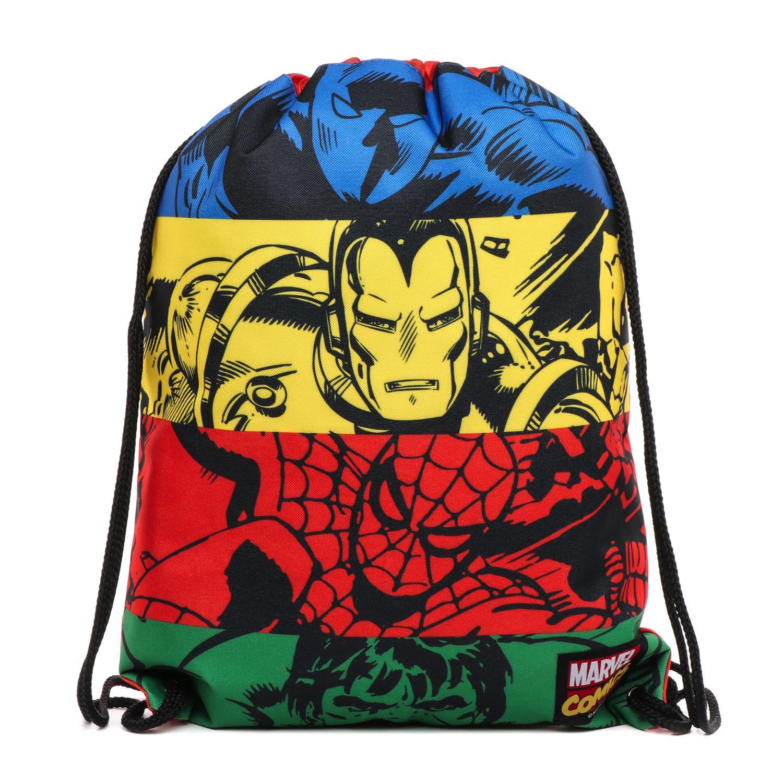 f08d1a8b64cd Marvel Kids MAV155 Drawstring Backpack