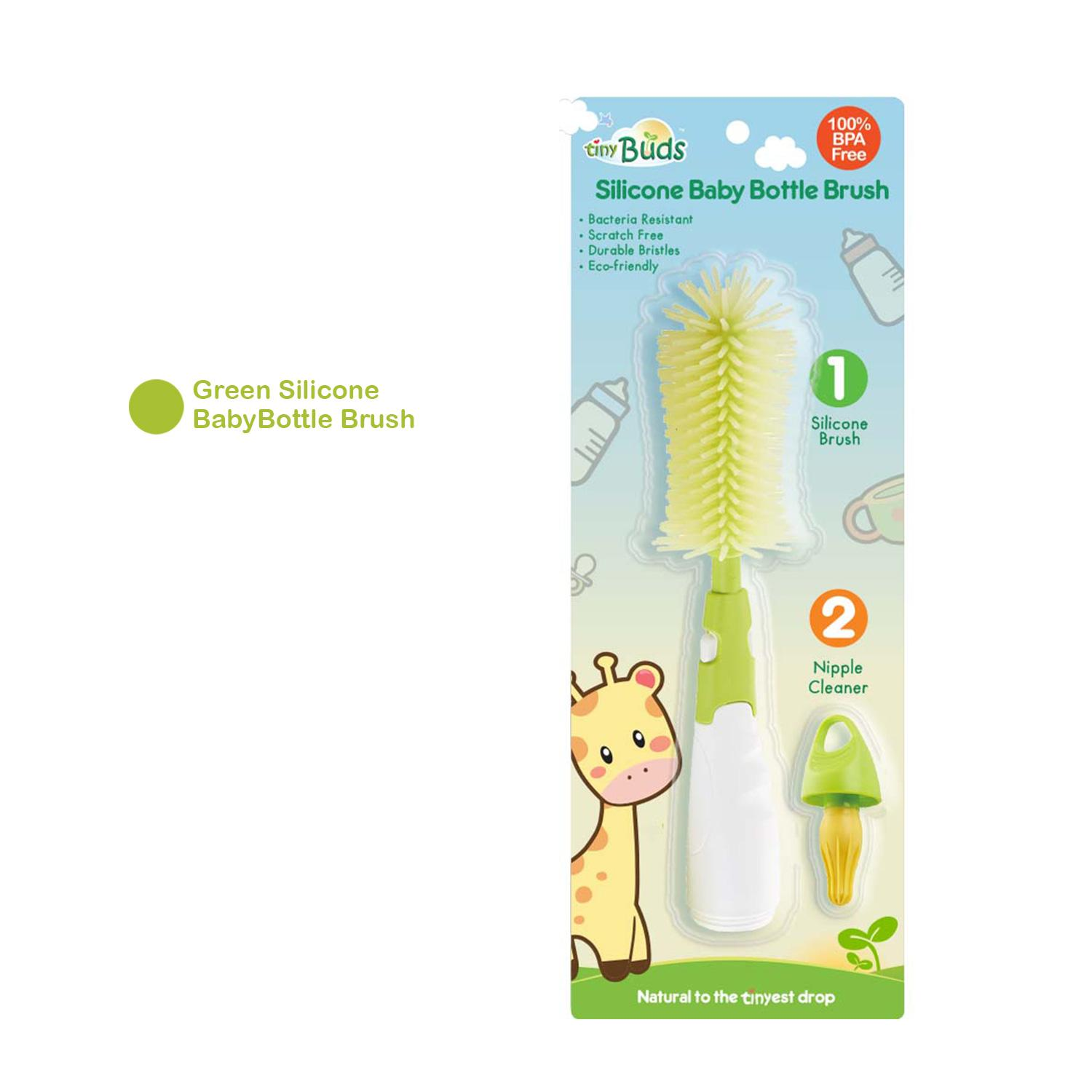 Bottle Brush MAM Soft with 100/% Non-Scratch Bristles Brush Fast Delivery