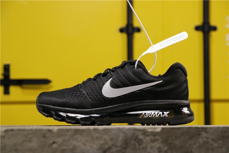 Coupon Ưu Đãi Nike_Men'S Shoes Authentic_Air_Max 2017 Women'S Air Cushion Cushioning Sports Running Shoes Running Shoes 849559-001