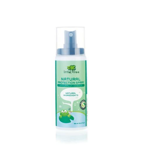 Little Tree Natural Protection Spray (65ml) By Babyzone.