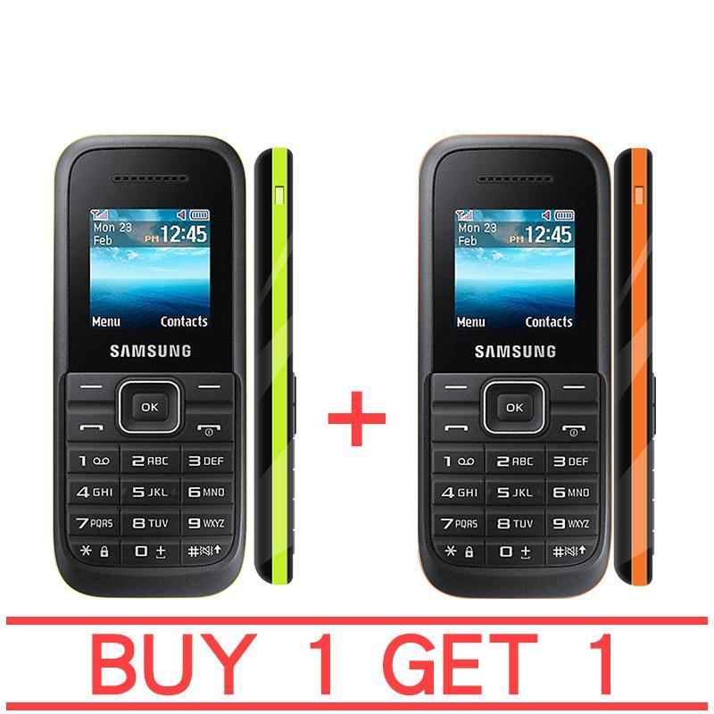 7901f3936cb Samsung B105 Dual SIM Mobile Phone Keystone2 Camera Cellphone BUY 1 TAKE 1