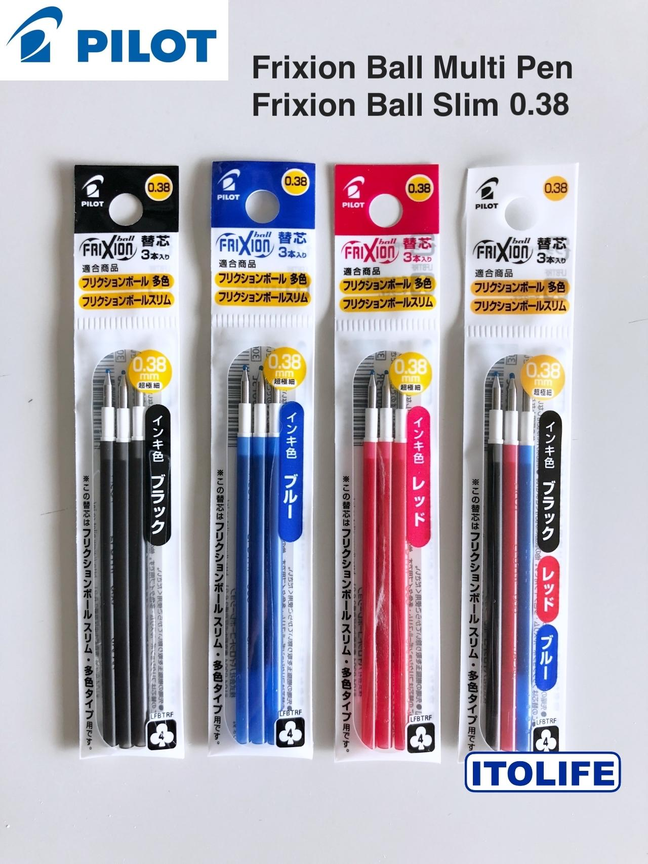 Ink Refills For Sale Pen Prices Brands Review In Ballpoint Tip Refill And Diagram Pilot Frixion Ball Slim 038 1 Pack