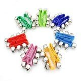 Baby Hand Wrist Foot Bell Kids Accessories Rattles Dancing Toys