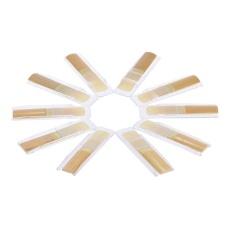 10pcs Bb Tenor Saxophone Sax Bamboo Reeds Strength 3.0 - intl