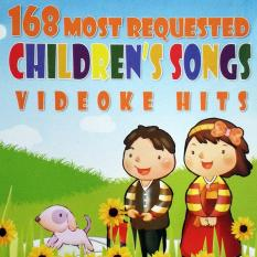 168 Most Requested Children's Songs Videoke Hits By Universal Records.
