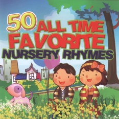 50 All-Time Favorite Nursery Rhymes By Universal Records.