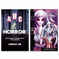Tagalog Horror Bundle: ABC of Horror + Ang Estatwa ni Elena (SAVE 20%)