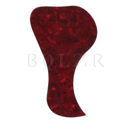 Acoustic Guitar Pickguard Red