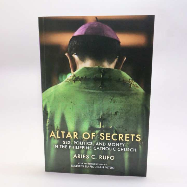 Altar of Secrets : Sex, Politics, and Money in the Philippine Catholic Church