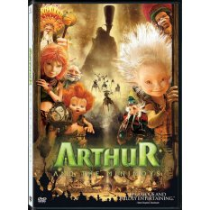 Arthur And The Invisibles Dvd By C-Interactive Digital Entertainment.