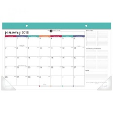 monthly calendar 2018 17