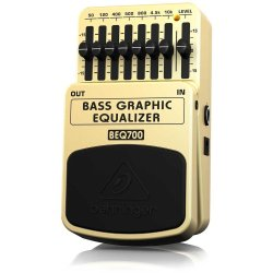 Behringer Bass Graphic Equalizer BEQ700