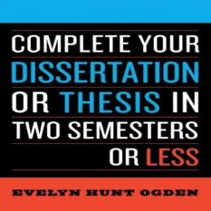 Complete Your Dissertation Or Thesis In Two Semesters Or Less By Galleon.ph.