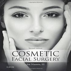Cosmetic Facial Surgery 2e By Galleon.ph.