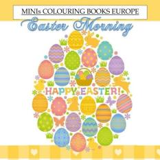 Easter Morning Minis Colouring Book Europe Coloring Books For Children In Al