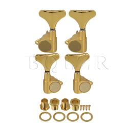 Electric bass Tuners Machine Heads Tuning Pegs Gold