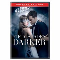 Fifty Shades Darker Dvd By Lifebooks.