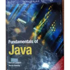 Technology books for sale english technology books best seller fundamentals of java philippines edition fandeluxe Choice Image