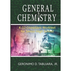 Books for sale best selling books best seller prices brands in general chemistry k 12 compliant worktext for senior high school fandeluxe Images