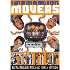 Imagination Movers (stir It Up) By Galleon.ph.