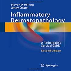 Inflammatory Dermatopathology A Pathologists Survival Guide By Galleon.ph.
