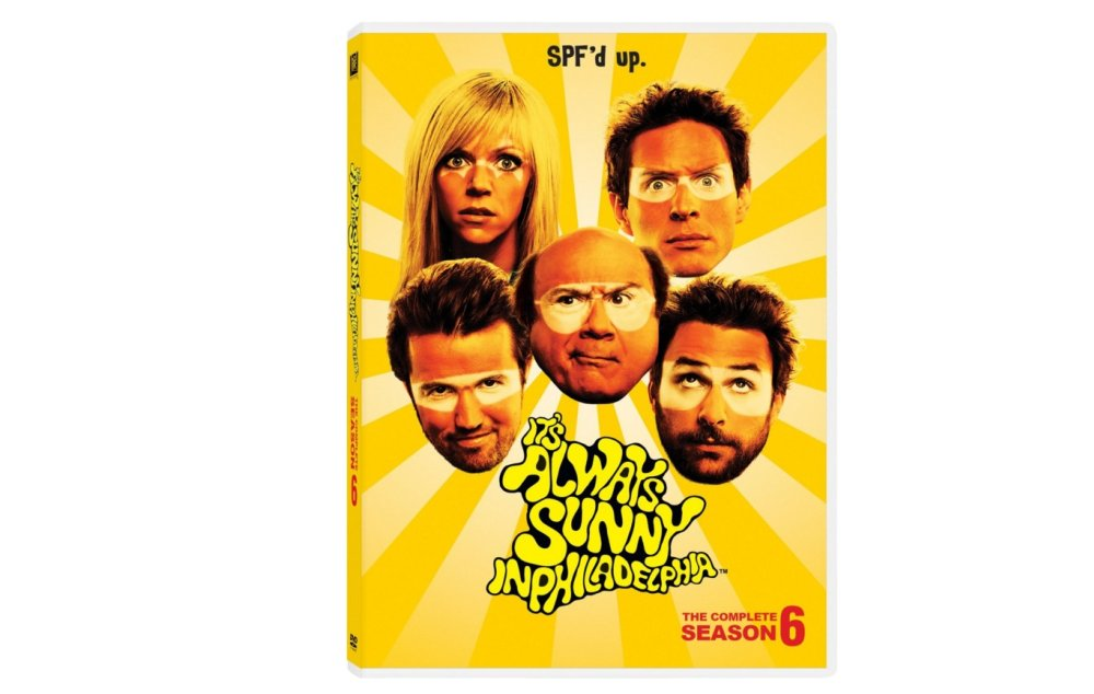 It's Always Sunny in Philadelphia The Complete Season 6 - thumbnail