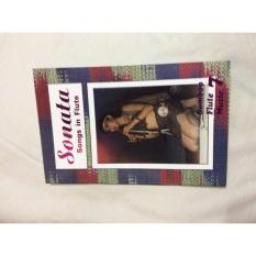 Kingflute Sonata Music Book 7 (multicolor) By Bamboo Instruments And Bamboo Products.