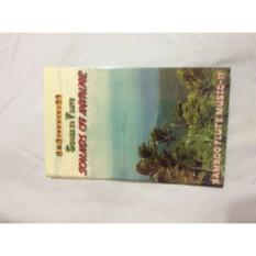 Kingflute Sounds Of Nature Book 11 (blue) By Bamboo Instruments And Bamboo Products.