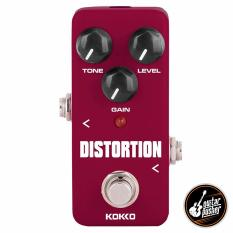 Kokko Fds2 Distortion Mini Pedal By Guitarpusher.