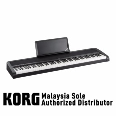 KORG B1 Digital Piano (Black) 88 Key Digital Piano - intl