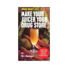 Make Your Juicer Your Drug Store By Galleon.ph.