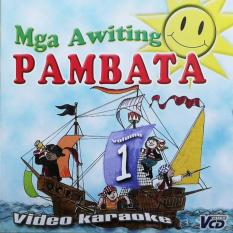 Mga Awiting Pambata Vol. 1 By Universal Records.