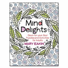 Mind Delights Good For Your Soul Puzzles And Activities Adults