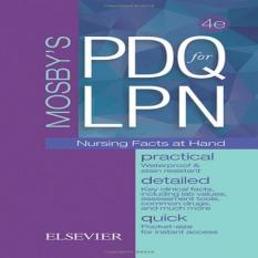 Mosbys Pdq For Lpn 4e By Galleon.ph.