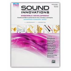 Music Book: Sound Innovations Ensemble Development Percussion 1 By Integrated Music Matrix Corp.
