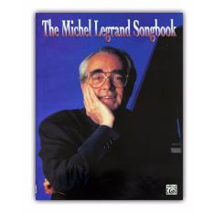 Music Books: The Michel Legrand Songbook By Integrated Music Matrix Corp.
