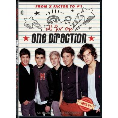 One Direction: All For One (2012) Dvd By C-Interactive Digital Entertainment.