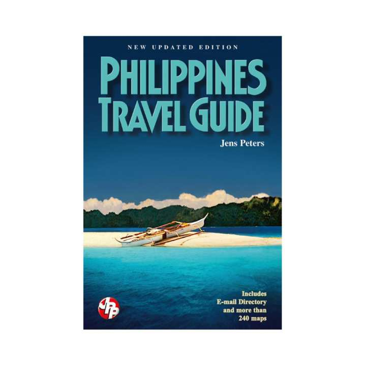 Travel Guide Book Philippines, 2017, 696 pages