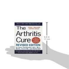 the arthritis cure the medical miracle that can halt reverse and may even cure osteoarthritis