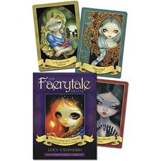 The Faerytale Oracle: An Enchanted Oracle Of Initiation\\; Mystery & Destiny By Galleon.ph.